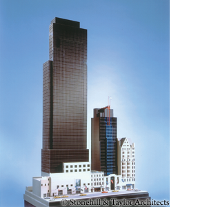 Hotel Tower Model